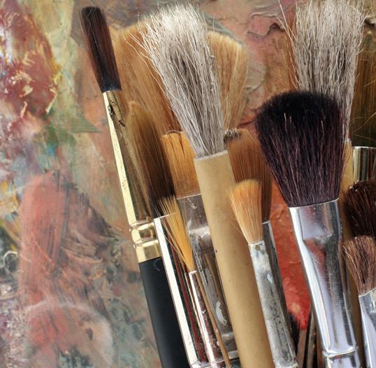 Clases de pintura en Málaga - Pintando... Arte