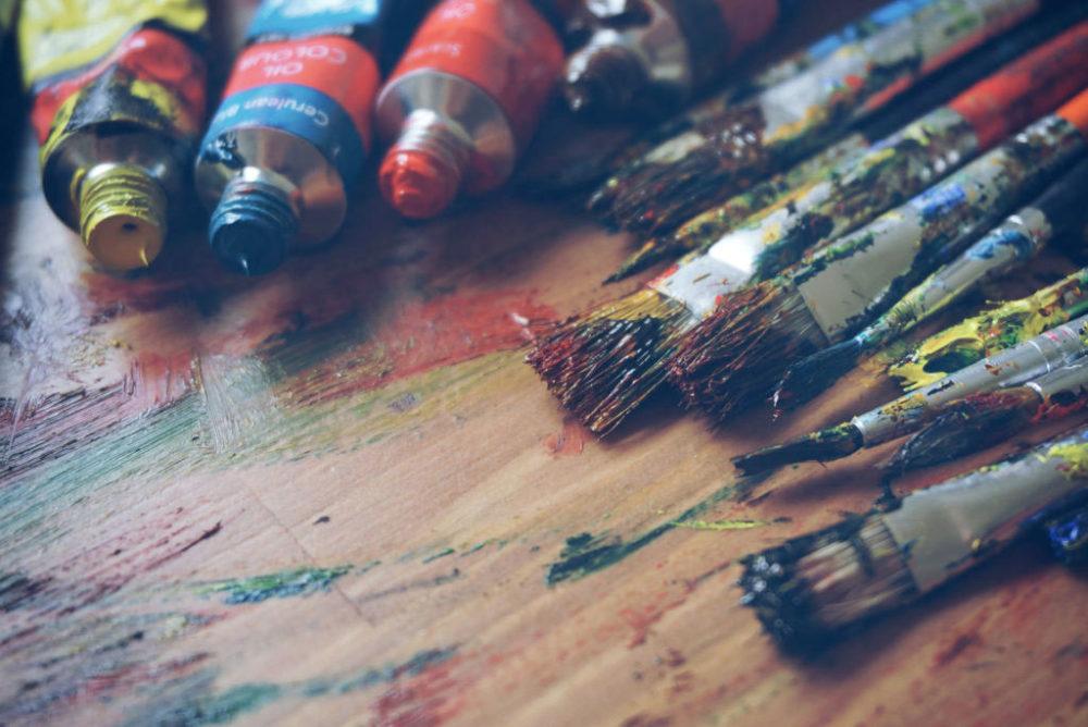 Disfruta Pintando Arte con nuestras Clases de pintura en Málaga